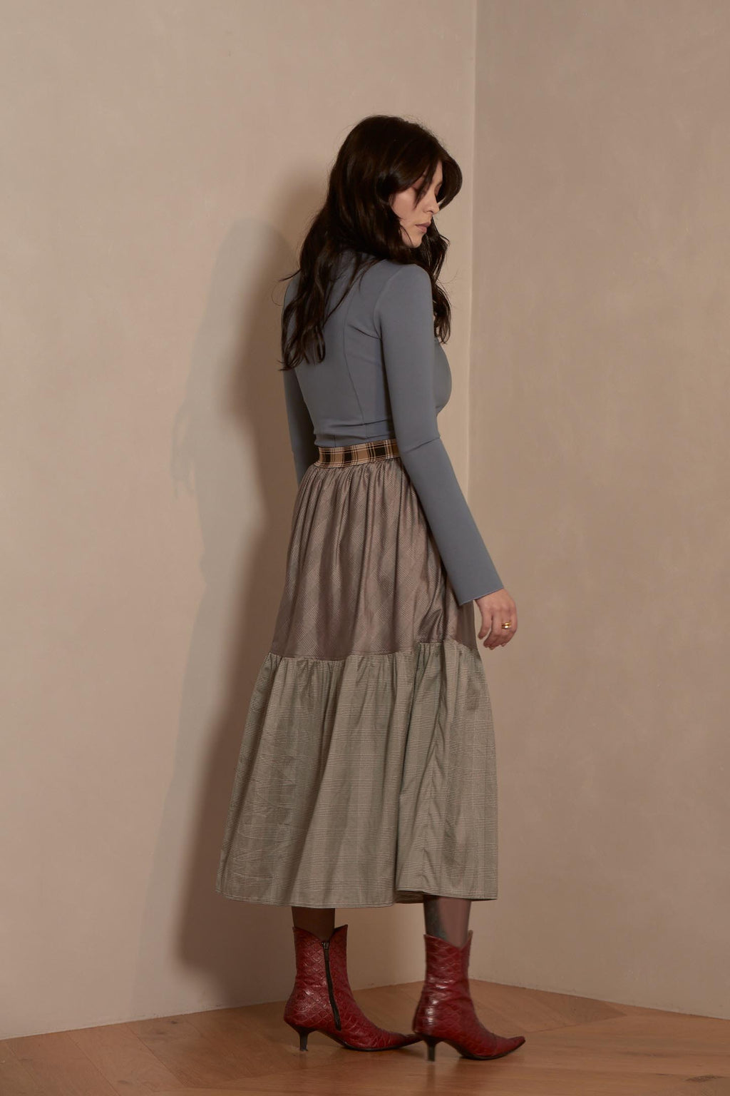 Silk Kay Skirt