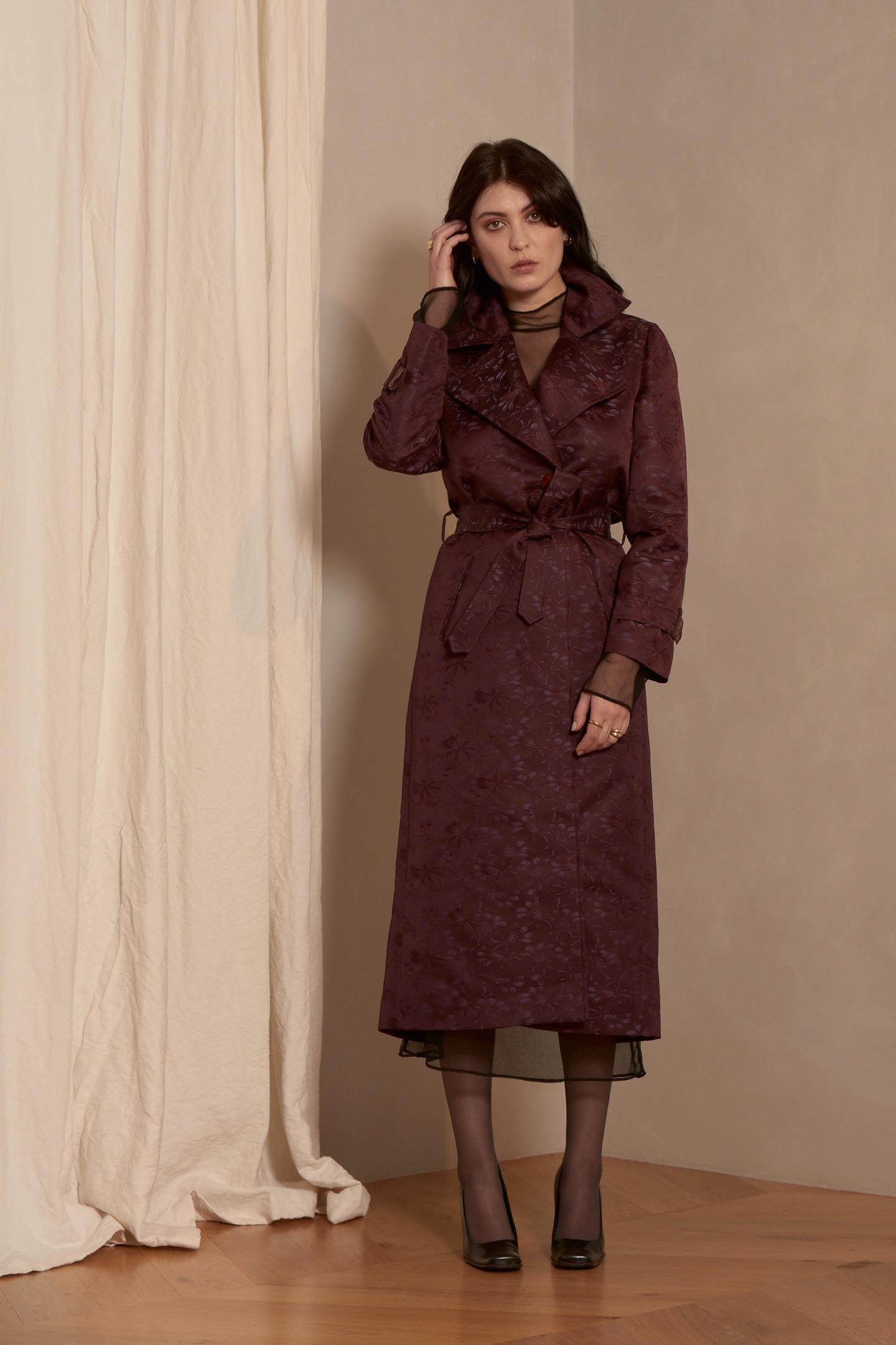 Theo Trench Coat