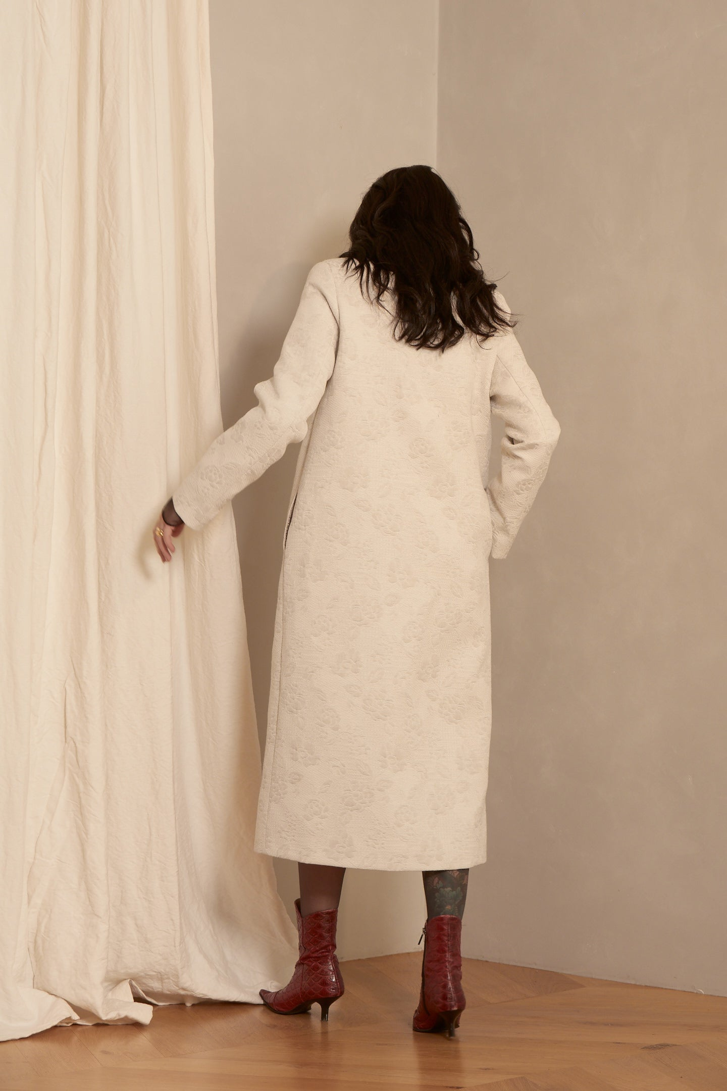 Chloe Coat *2 LEFT