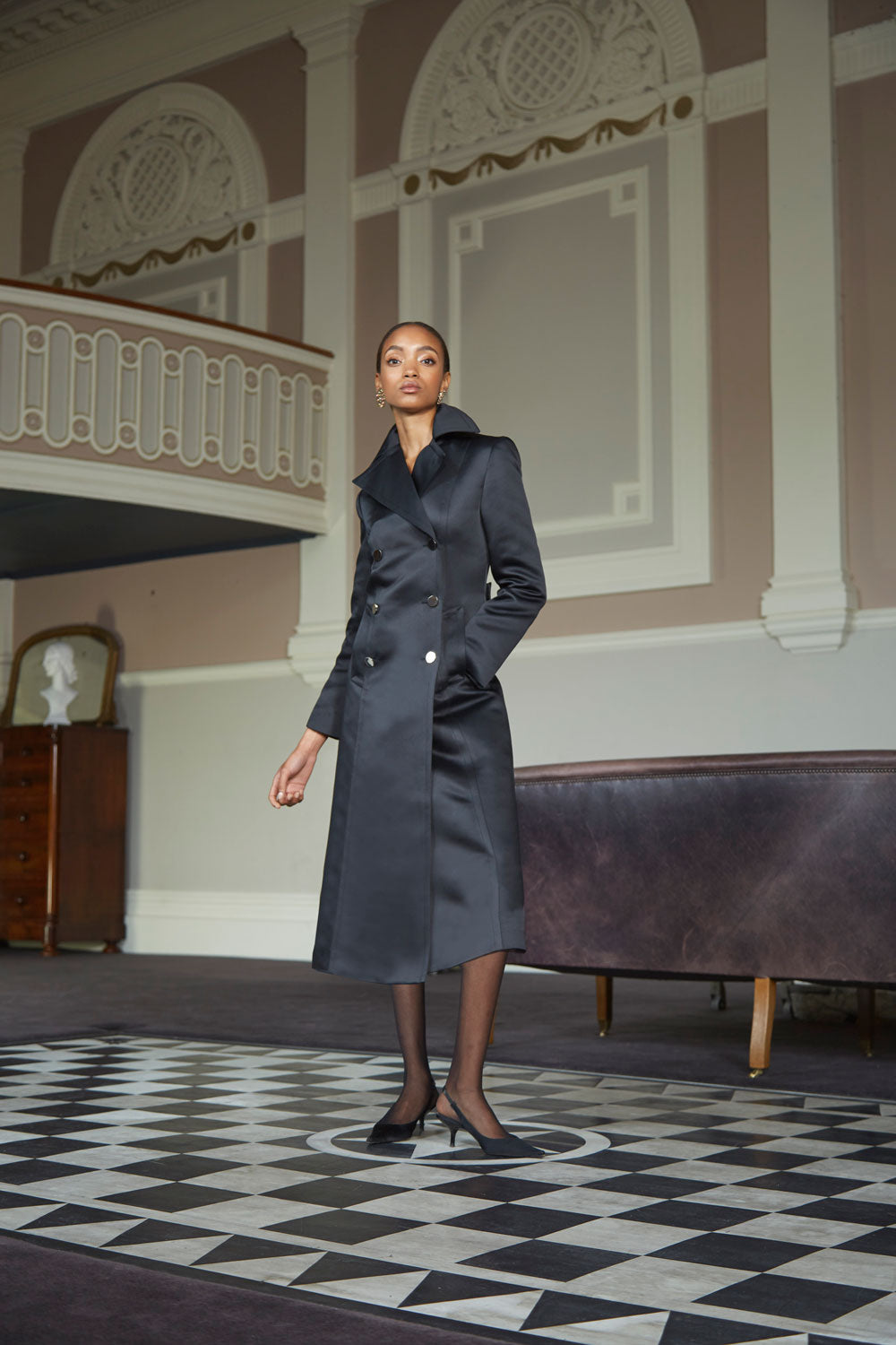 Classic Christina Coat* SOLD OUT