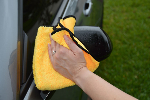how to clean matte finish