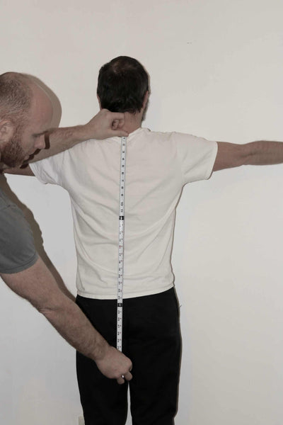 Measure From Base Of Neck To Desired Length