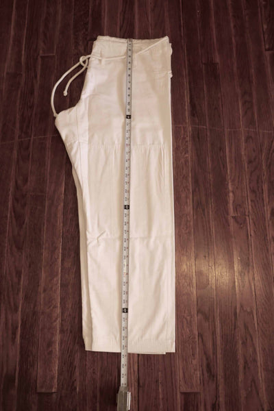 Measure From Top Of Pants To The Bottom