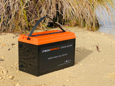 5 reasons why you need an iTechworld lithium battery for your Electric trolling motor