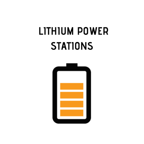 Lithium Power Stations