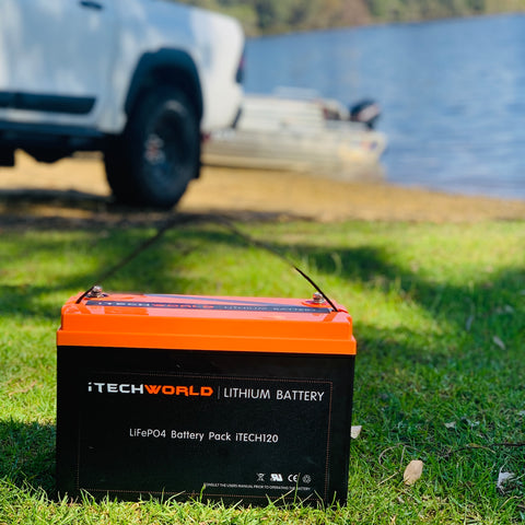 iTechworld Lithium Battery