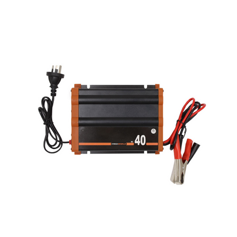 40a battery charger iTechworld