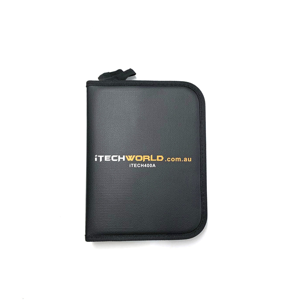 itech400a padded bag