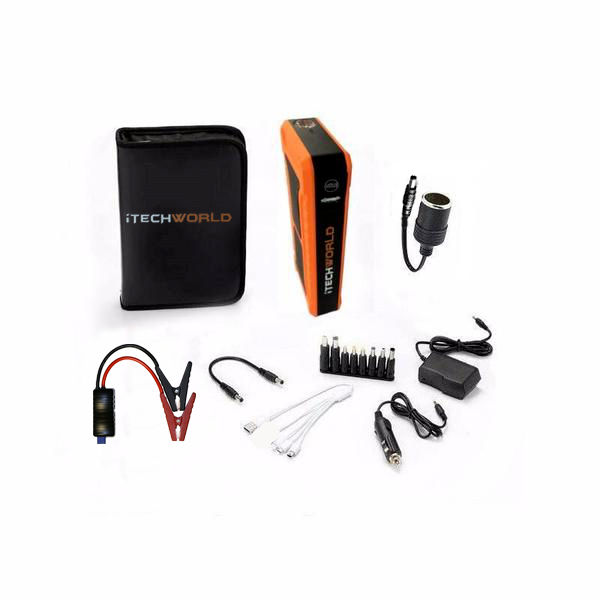 Jump Starter 900a 20000mah Backup Power Bank Charger