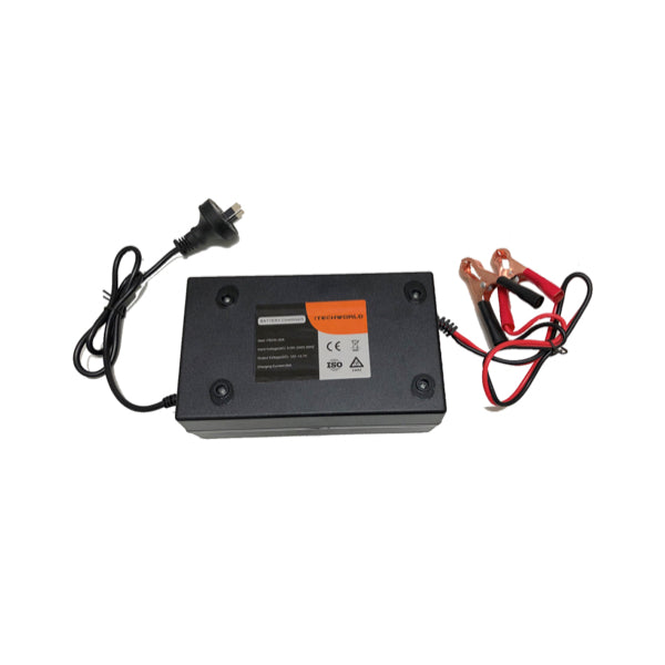 20amp 12v  battery charger ITECH-20A