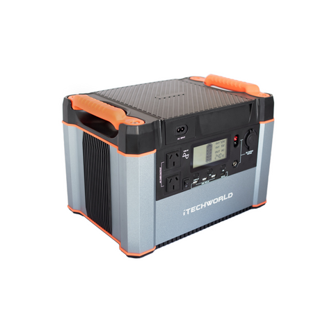 iTechworld ITECH1000P Lithium Power Station