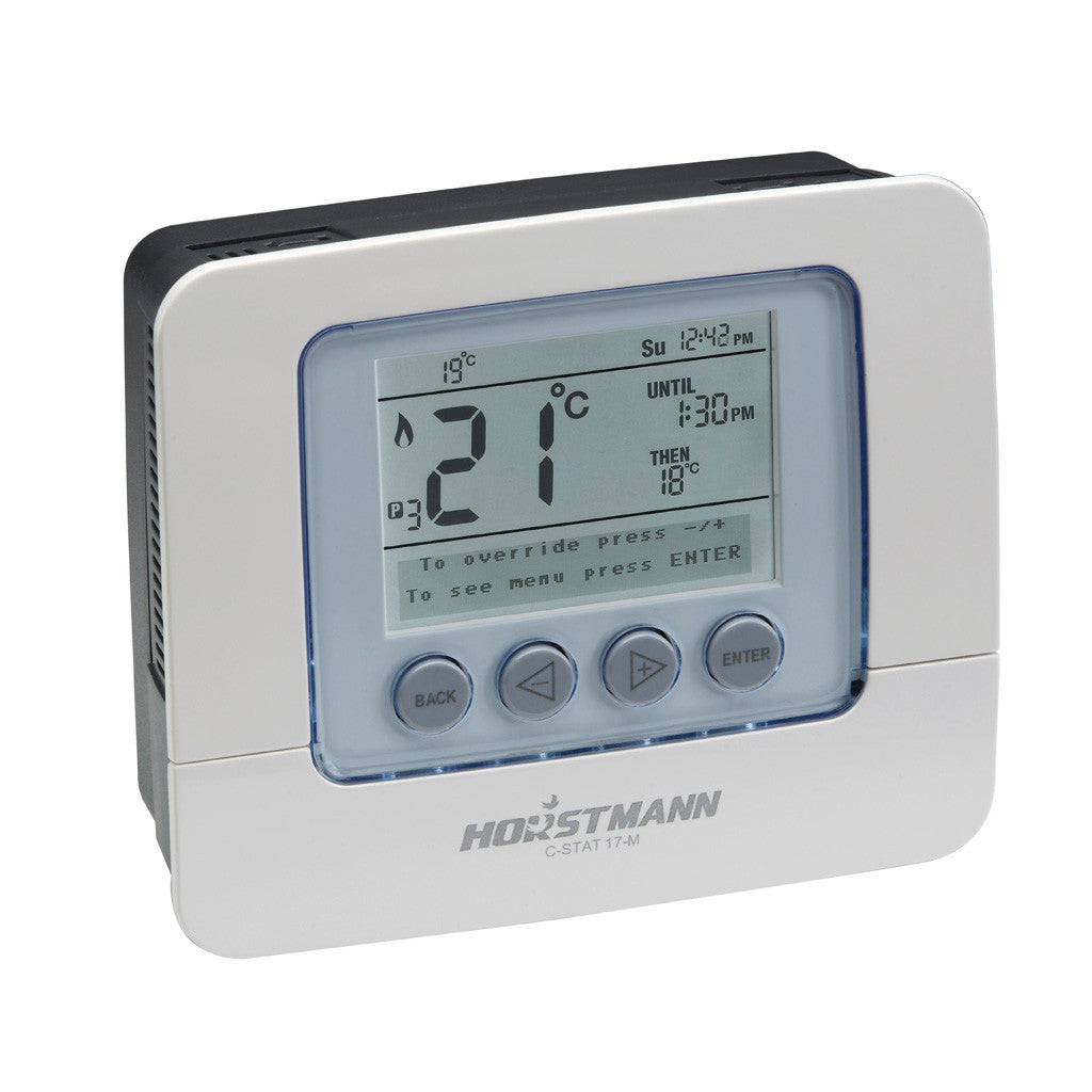 Horstmann C STAT 17 M Programmable Room Thermostat – Save with  #394863