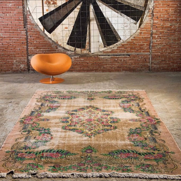 Colorized Vintage Rugs