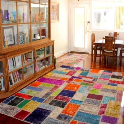 Multi Patch Rugs