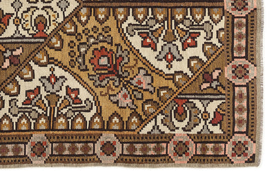 Karabakh Over Dyed Kilim Rug 5'5'' x 9'2'' ft 166 x 280 cm