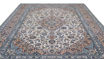Naturel Over Dyed Persian Rug 9'8'' x 13'2'' ft 295 x 402 cm
