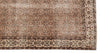 Naturel Over Dyed Vintage Rug 4'10'' x 9'3'' ft 147 x 282 cm