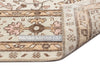 Beige Over Dyed Vintage Rug 6'0'' x 10'0'' ft 183 x 306 cm