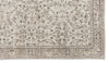 Beige Over Dyed Vintage Rug 4'11'' x 8'7'' ft 150 x 261 cm