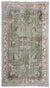 Retro Over Dyed Vintage Rug 5'7'' x 9'12'' ft 170 x 304 cm