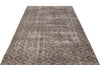Naturel Over Dyed Vintage Rug 5'2'' x 8'5'' ft 157 x 256 cm