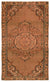 Naturel Over Dyed Vintage Rug 5'8'' x 9'6'' ft 172 x 290 cm