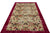 Retro Over Dyed Vintage Rug 5'3'' x 8'6'' ft 159 x 260 cm