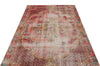 Naturel Over Dyed Vintage Rug 4'11'' x 8'10'' ft 149 x 270 cm