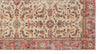 Naturel Over Dyed Vintage Rug 4'8'' x 8'10'' ft 141 x 270 cm