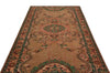 Naturel Over Dyed Vintage Rug 5'5'' x 9'3'' ft 165 x 281 cm