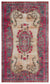 Naturel Over Dyed Vintage Rug 5'4'' x 9'2'' ft 163 x 280 cm