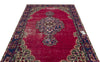 Naturel Over Dyed Vintage Rug 5'8'' x 8'11'' ft 173 x 271 cm