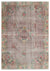 Naturel Over Dyed Vintage Rug 6'11'' x 9'11'' ft 211 x 302 cm
