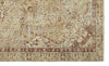 Beige Over Dyed Vintage Rug 4'9'' x 8'0'' ft 146 x 245 cm
