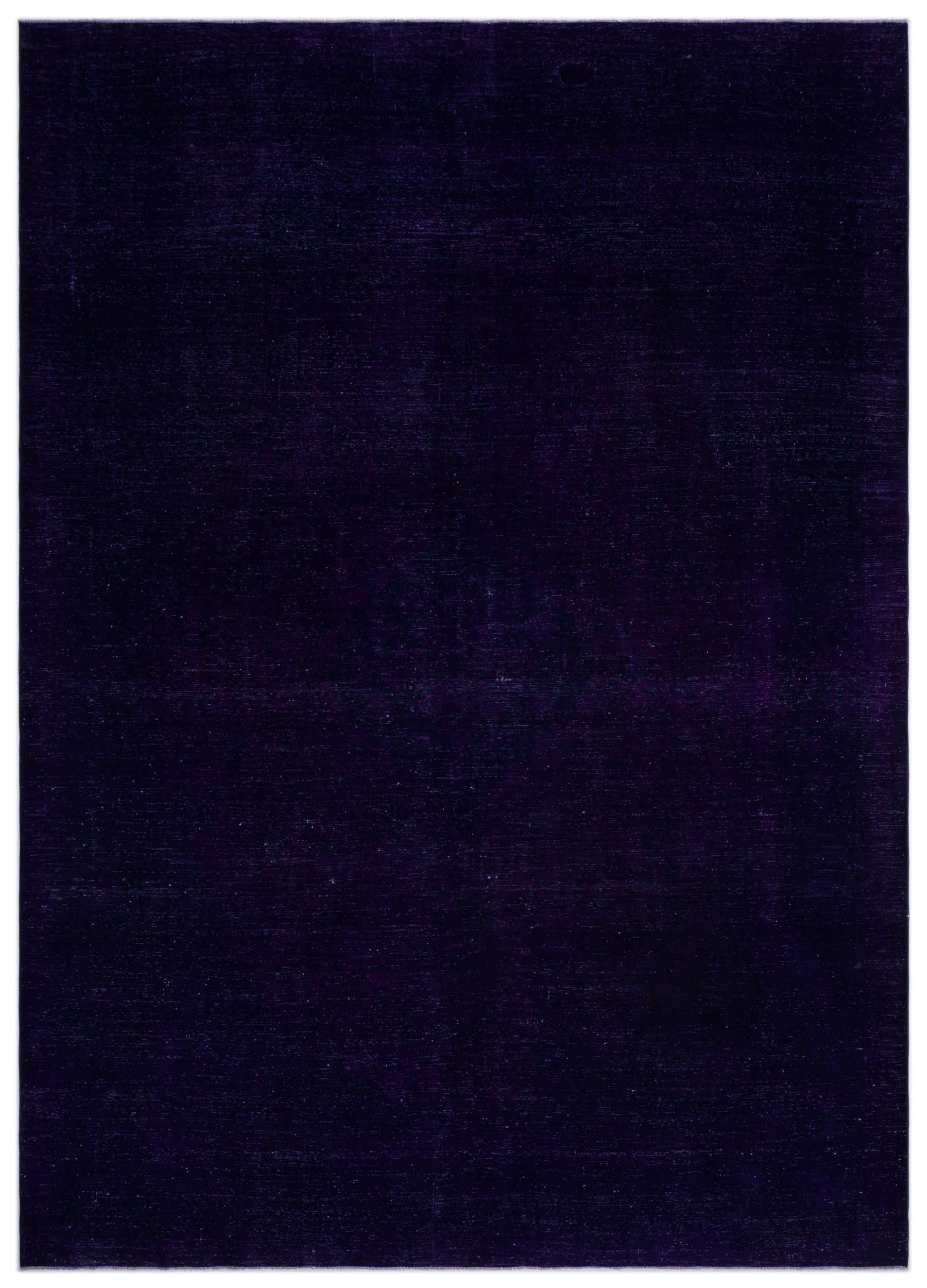 Purple Over Dyed Vintage XLarge Rug 9'9'' x 13'7'' ft 297 x 415 cm