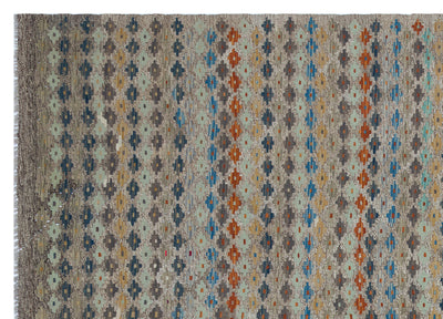 Naturel Over Dyed Kandahar Rug 6'0'' x 8'4'' ft 184 x 253 cm