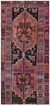 Anatolium Naturel Over Dyed Vintage Rug 3'8'' x 8'1'' ft 113 x 247 cm