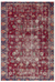Retro Design Natural Over Dyed Vintage Rug 4'11'' x 7'2'' ft 149 x 219 cm