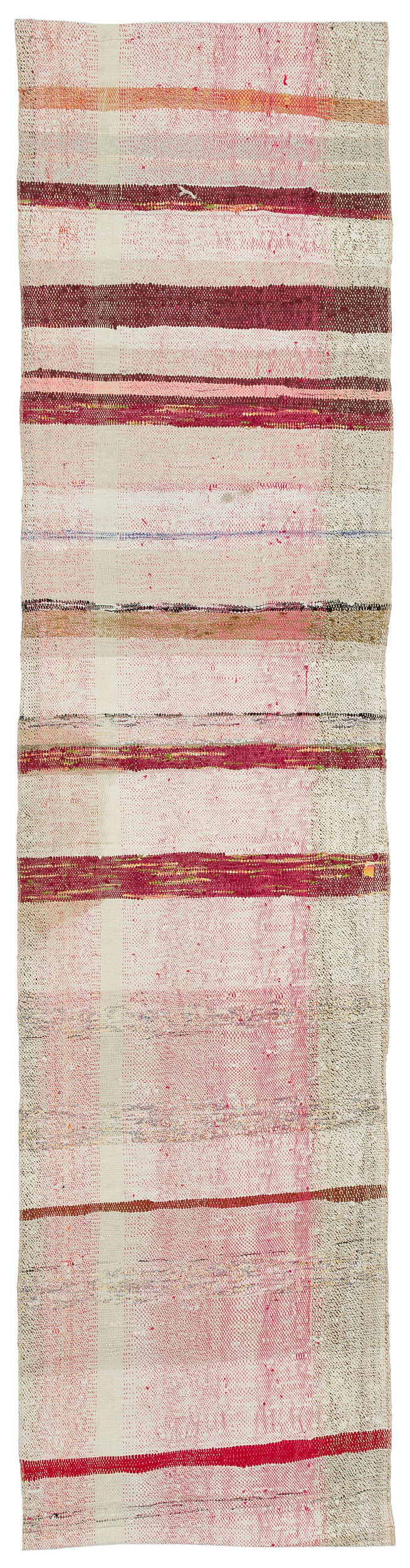 Chaput Over Dyed Kilim Rug 2'0'' x 8'5'' ft 61 x 257 cm