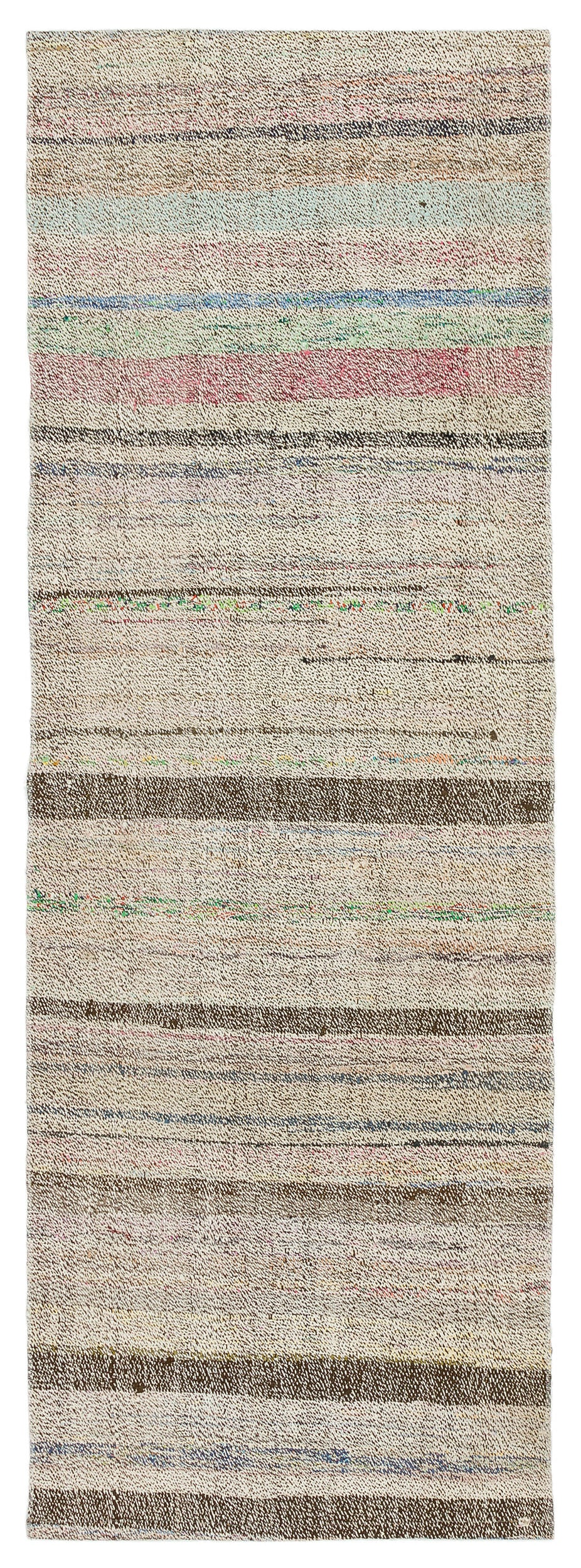 Chaput Over Dyed Kilim Rug 2'0'' x 5'9'' ft 61 x 175 cm