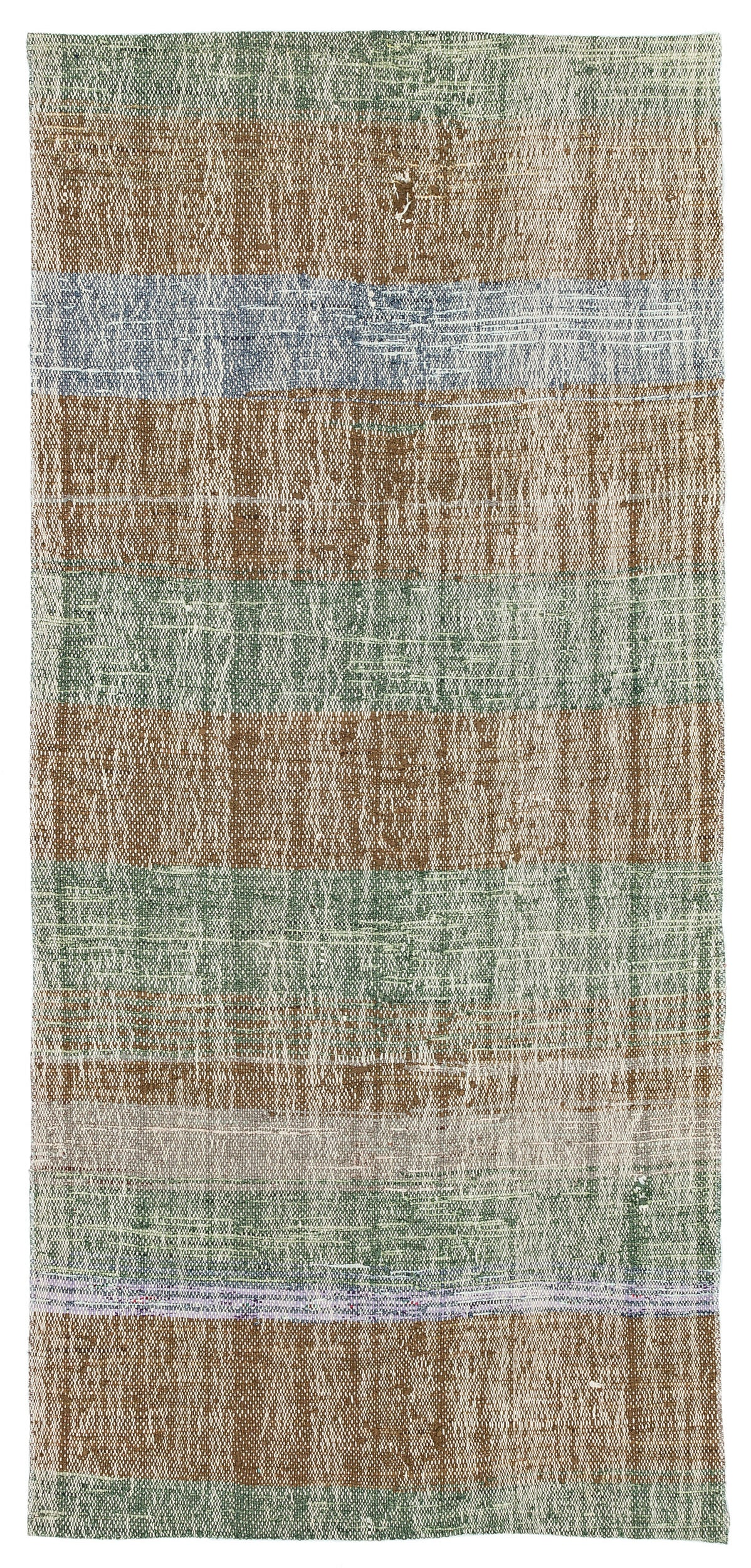 Chaput Over Dyed Kilim Rug 2'9'' x 5'11'' ft 84 x 181 cm