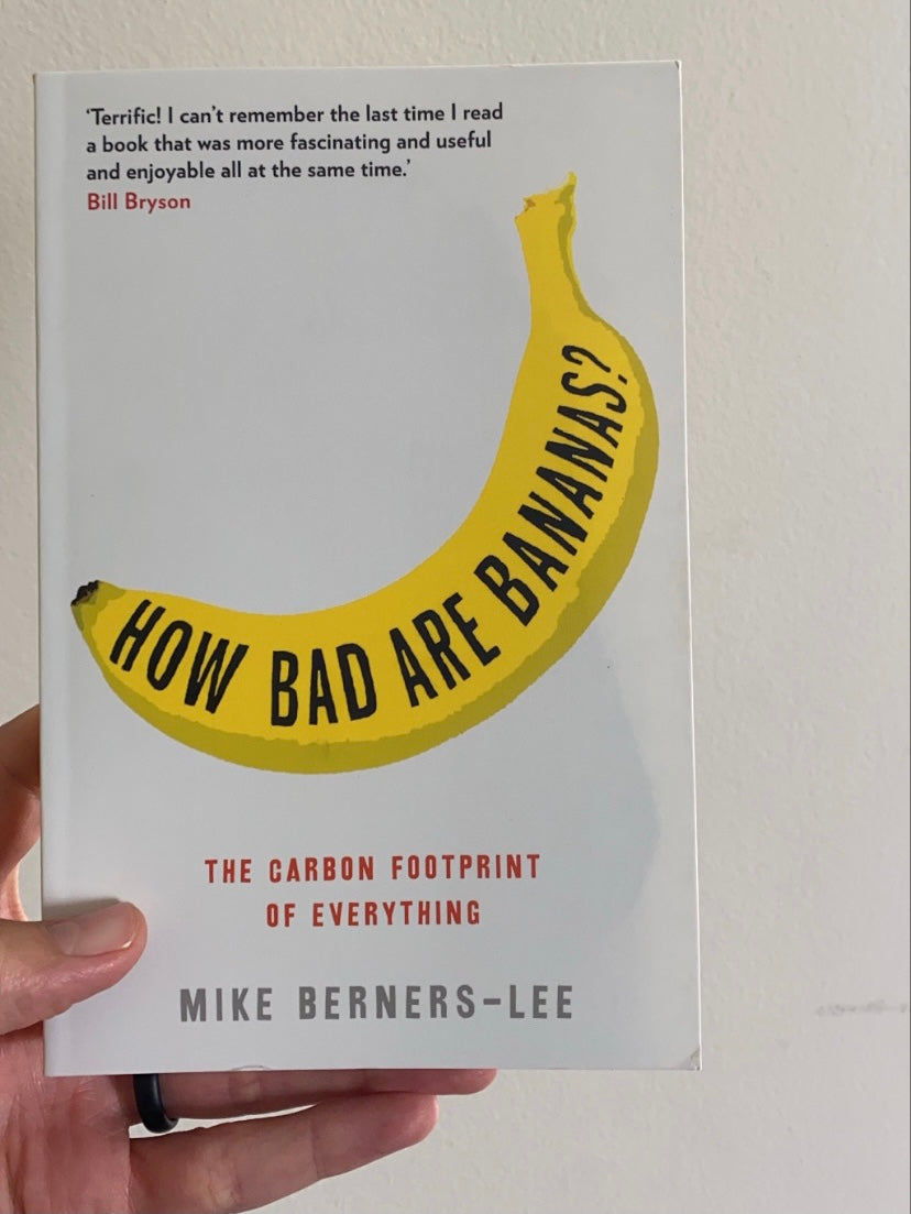 How bad are bananas book cover
