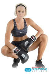 Bout Womens Boxing Glove - Black