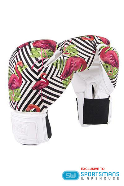 Silver Label Womens Glove - Flamingo