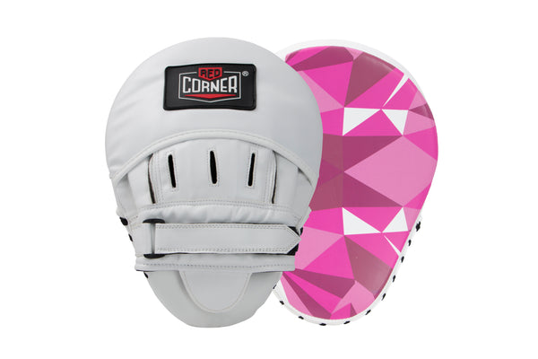 Spar Womens Focus Pads - Shattered Pink