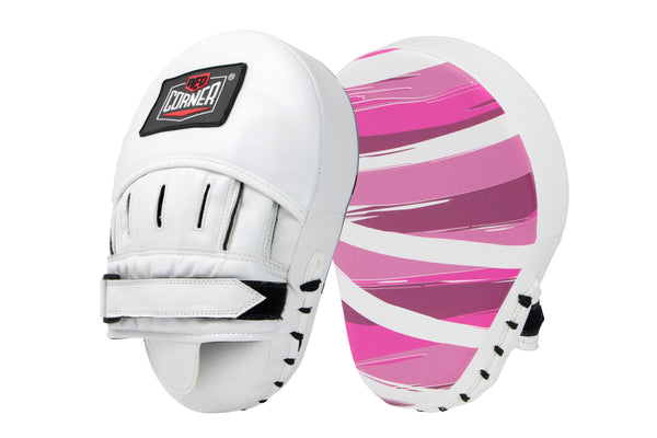 Spar Womens Focus Pads - Stripes Pink