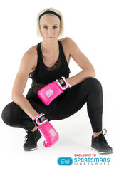 Spar Womens Punch Mitt - Pink