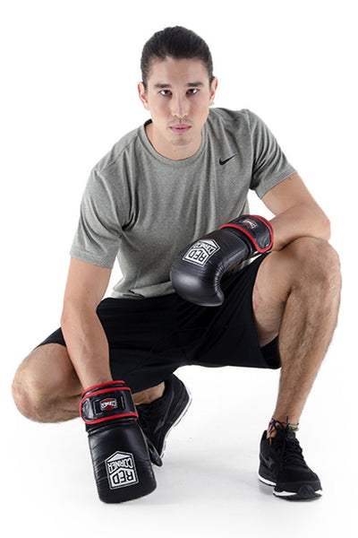 Bout Mens Punch Mitt - Black