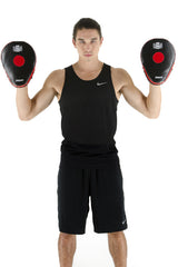 Fight Mens Focus Pad - Black