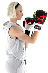 Silver Label Womens 12oz Boxing Glove - Loopy
